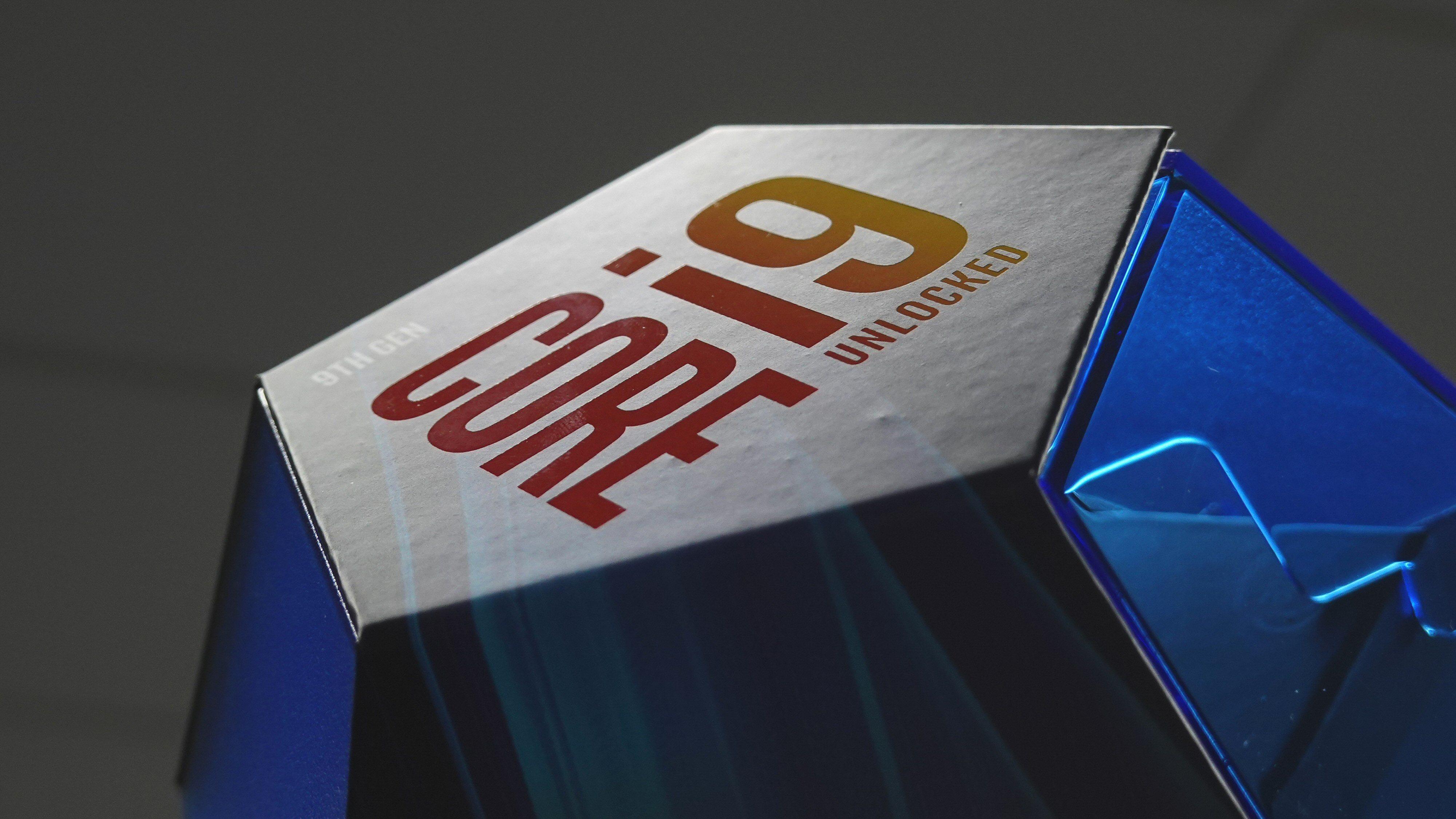 Intel slipper en «turboversjon» av Core i9-9900K i oktober