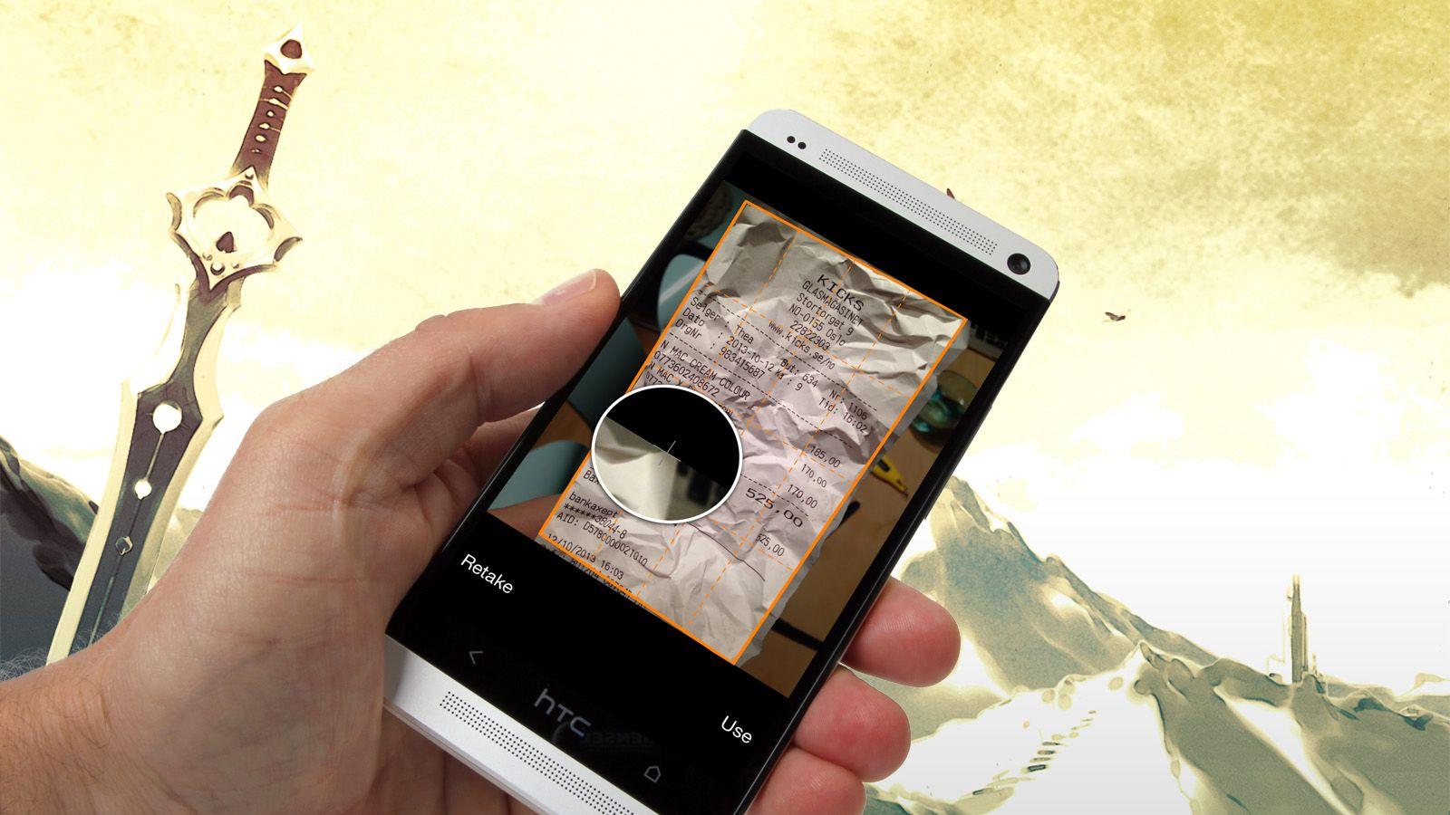 Apper til Android, Windows Phone og iOS