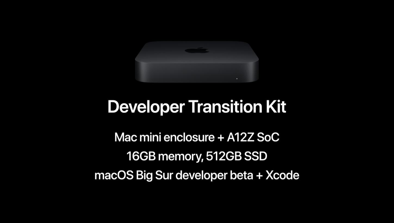 Utviklere får tilgang på denne for å behjelpe overgangen til den nye platformen.