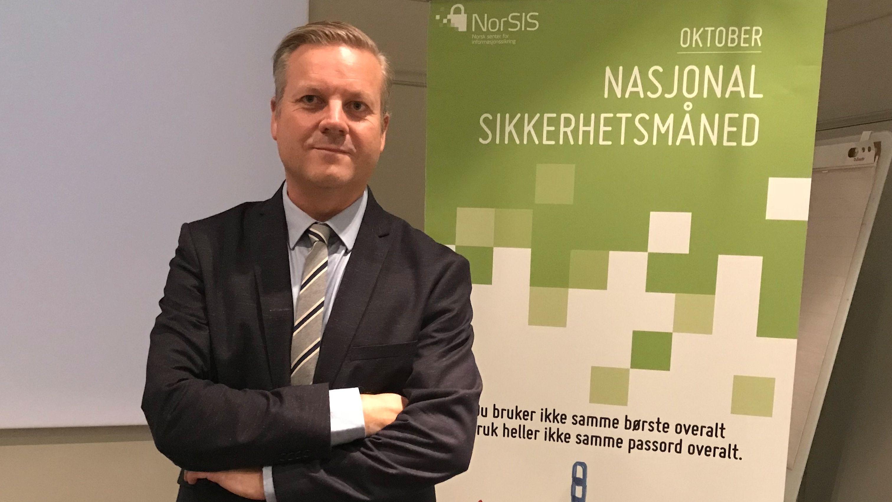 Roper varsko: Norsk ungdom er sinker på digital sikkerhet