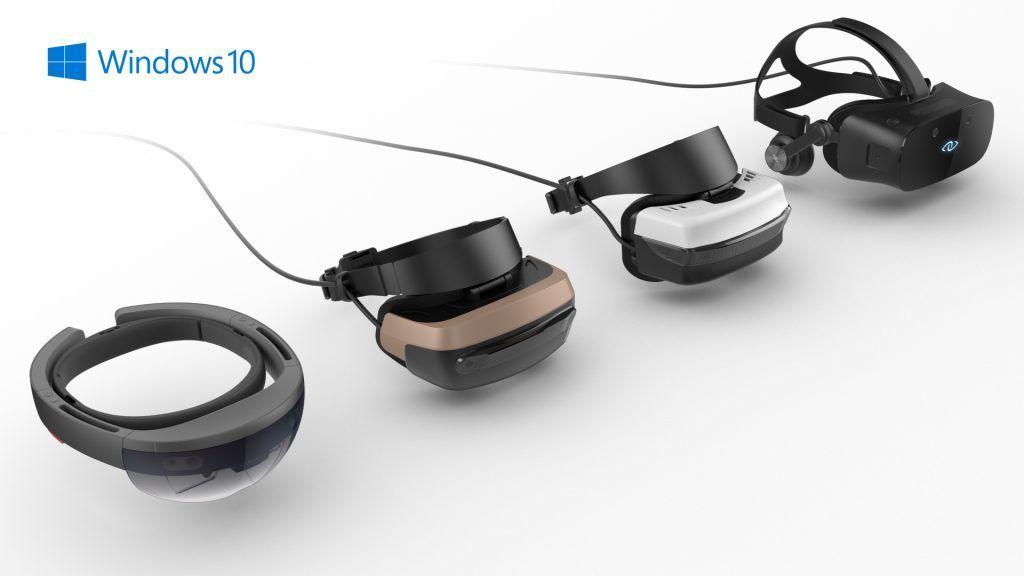 Slik blir Microsofts VR-briller