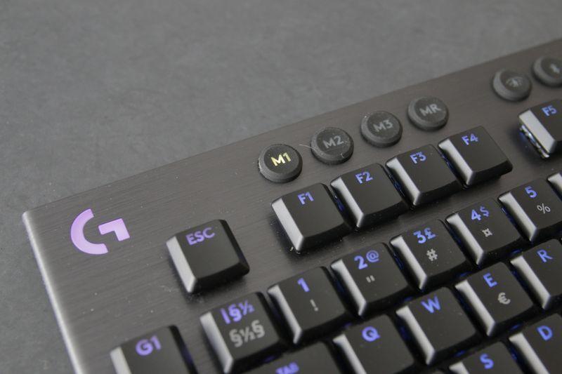 Logitech G915 Lightspeed Tek.no