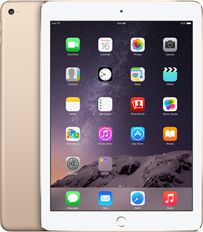 Den nye iPad Pro-modellen skal visstnok få samme pikseltetthet som iPad Air 2, her avbildet. Foto: Apple