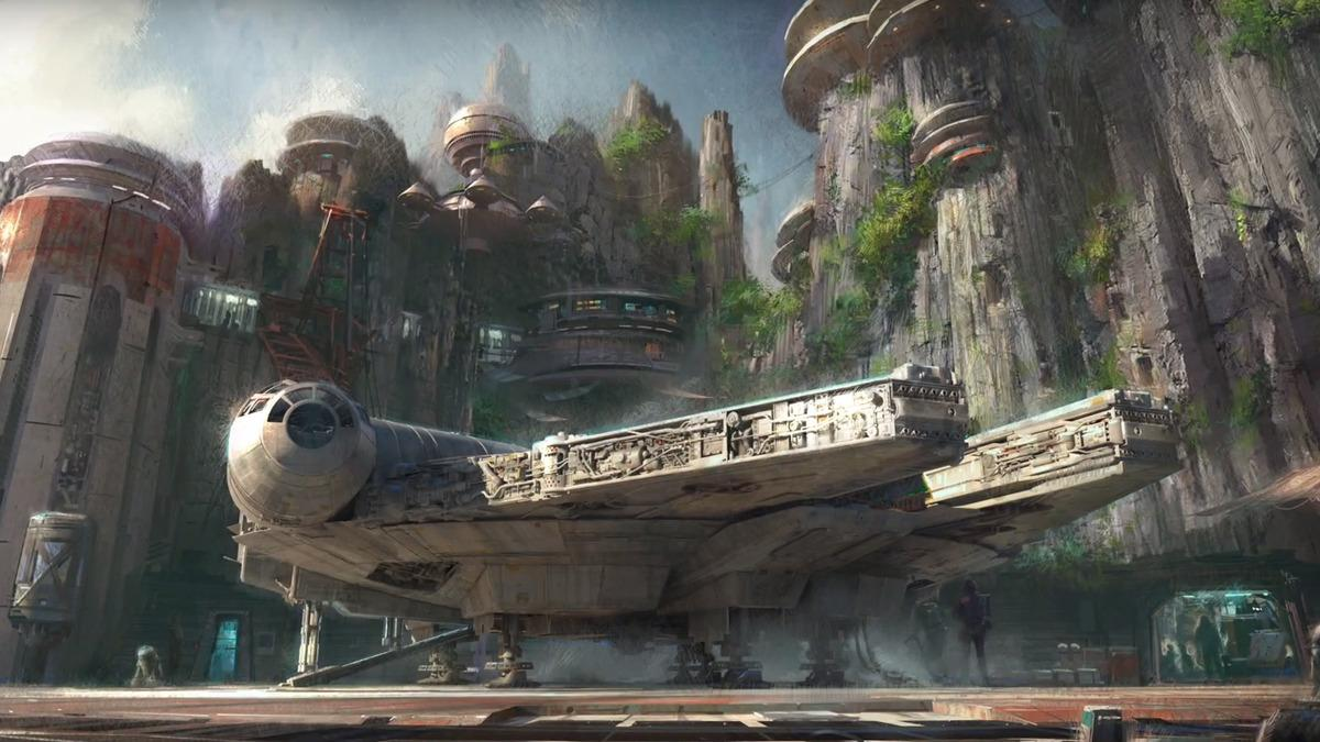 Disneys nye Star Wars-land «kommer snart»