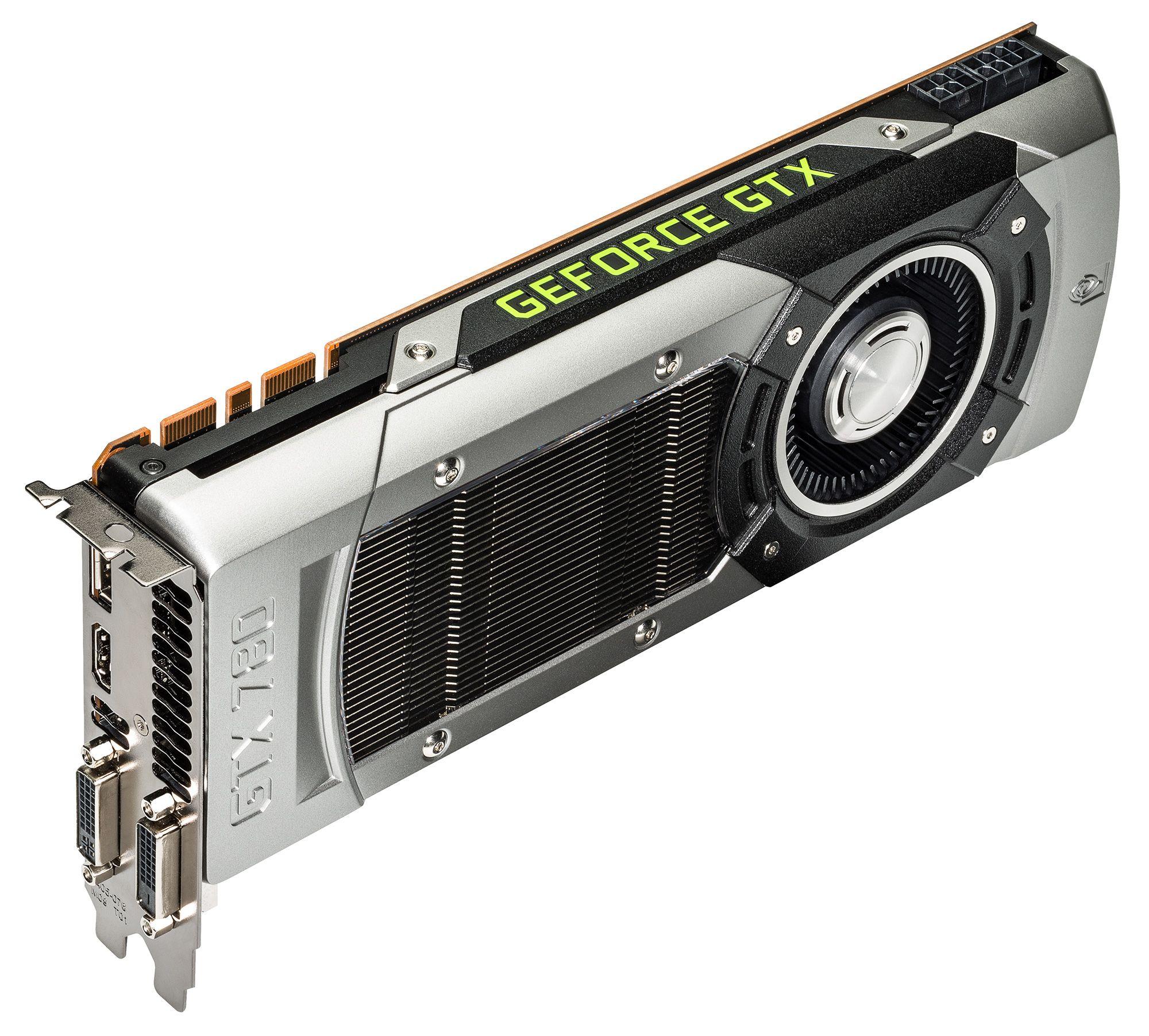 Nvidia GeForce GTX 780.Foto: Nvidia