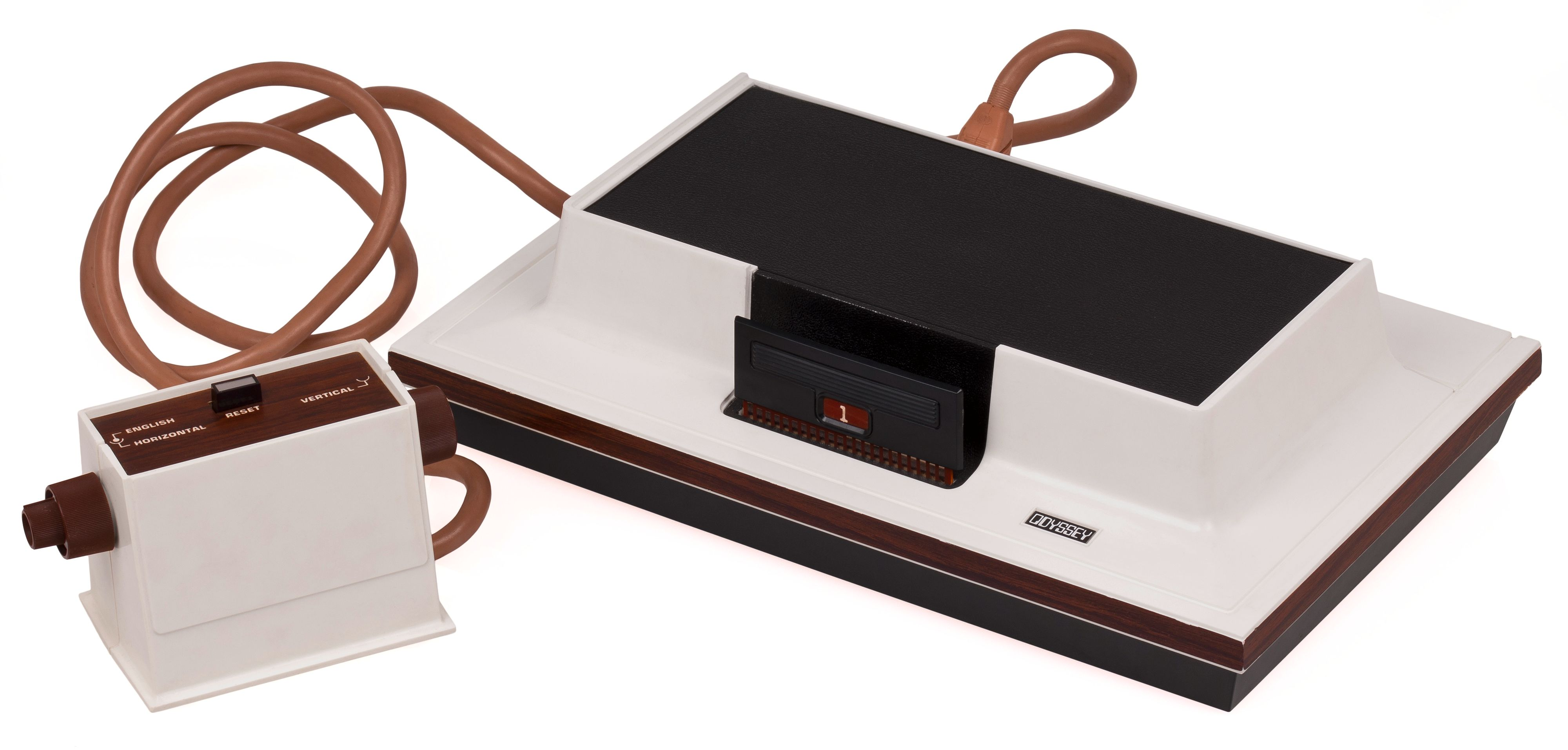 Magnavox Odyssey. Foto: Vanamo Online Game Museum