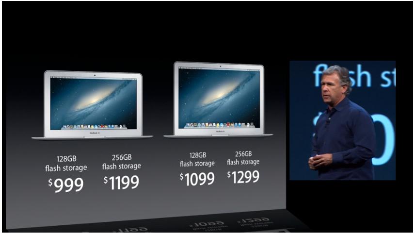 De nye Air-modellene er klare i dag, og blir billigere enn de var tidligere.Foto: Apple