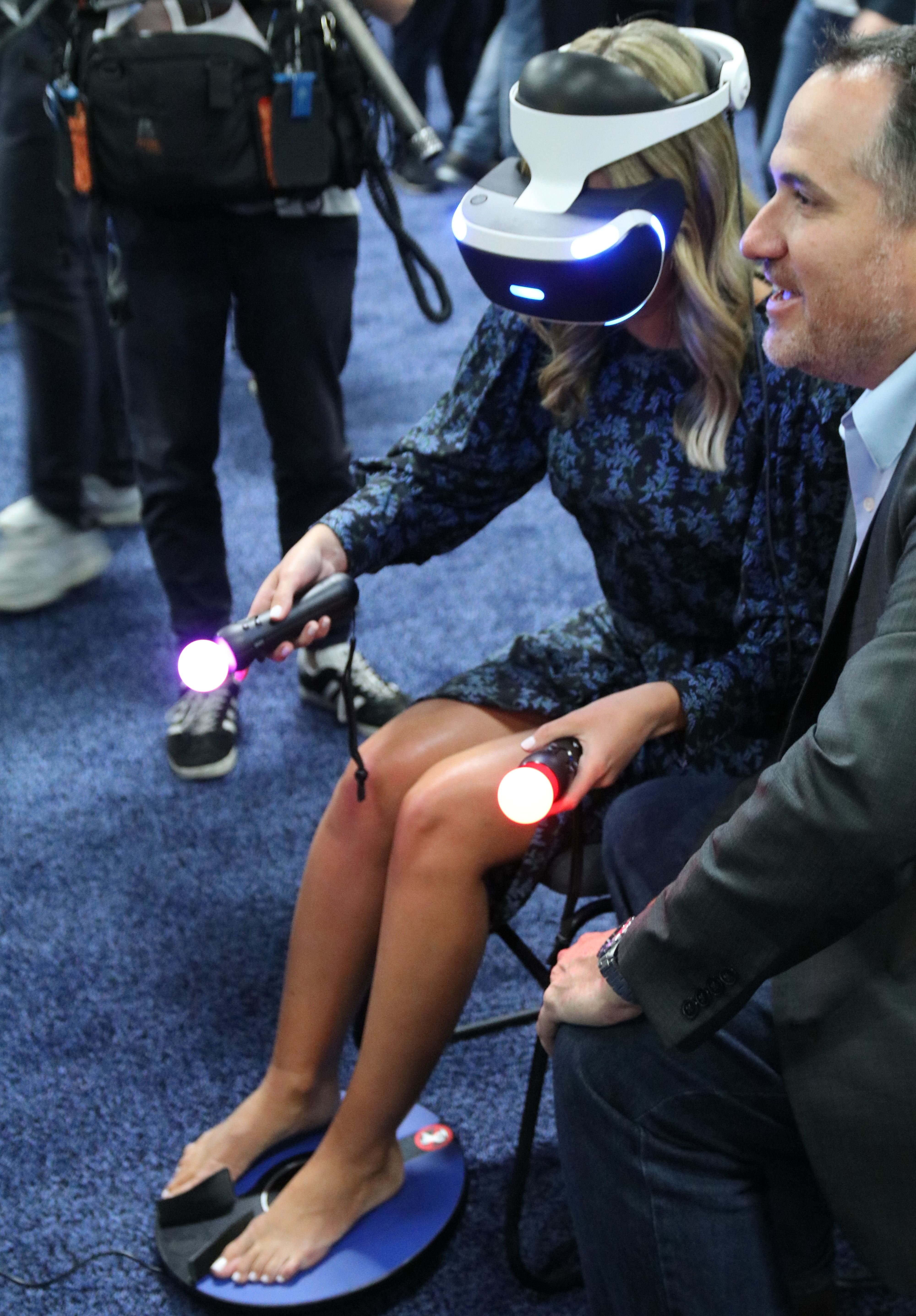 Dette produktet for å bevege seg fritt i VR-verdener virket lovende, men føltes aldri naturlig.
