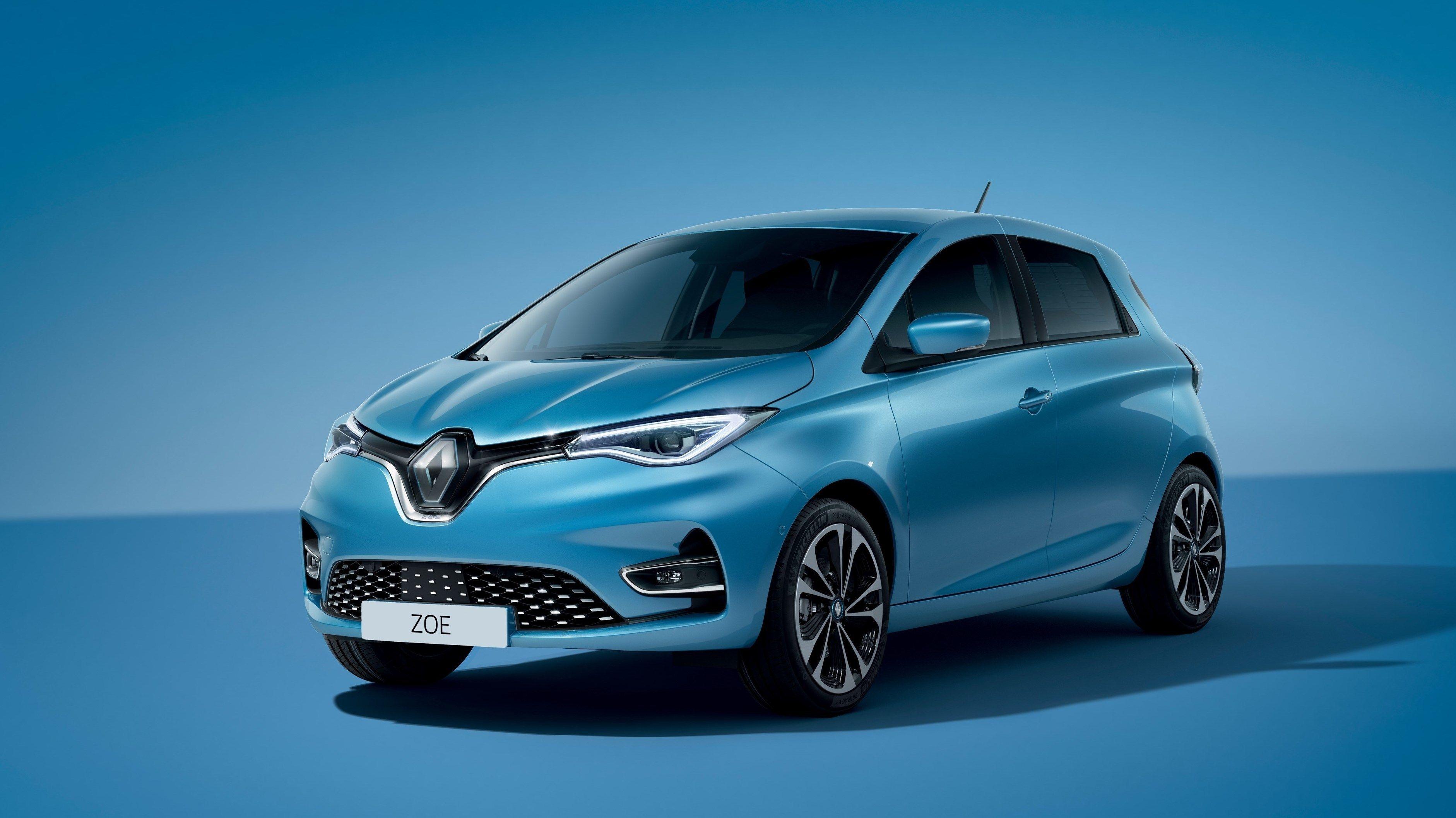 Renault Zoe i ny versjon ser ut til å friste mange kunder. Den har en WLTP-rekkevidde på 390 kilometer og fåes fra 250.000 kroner.