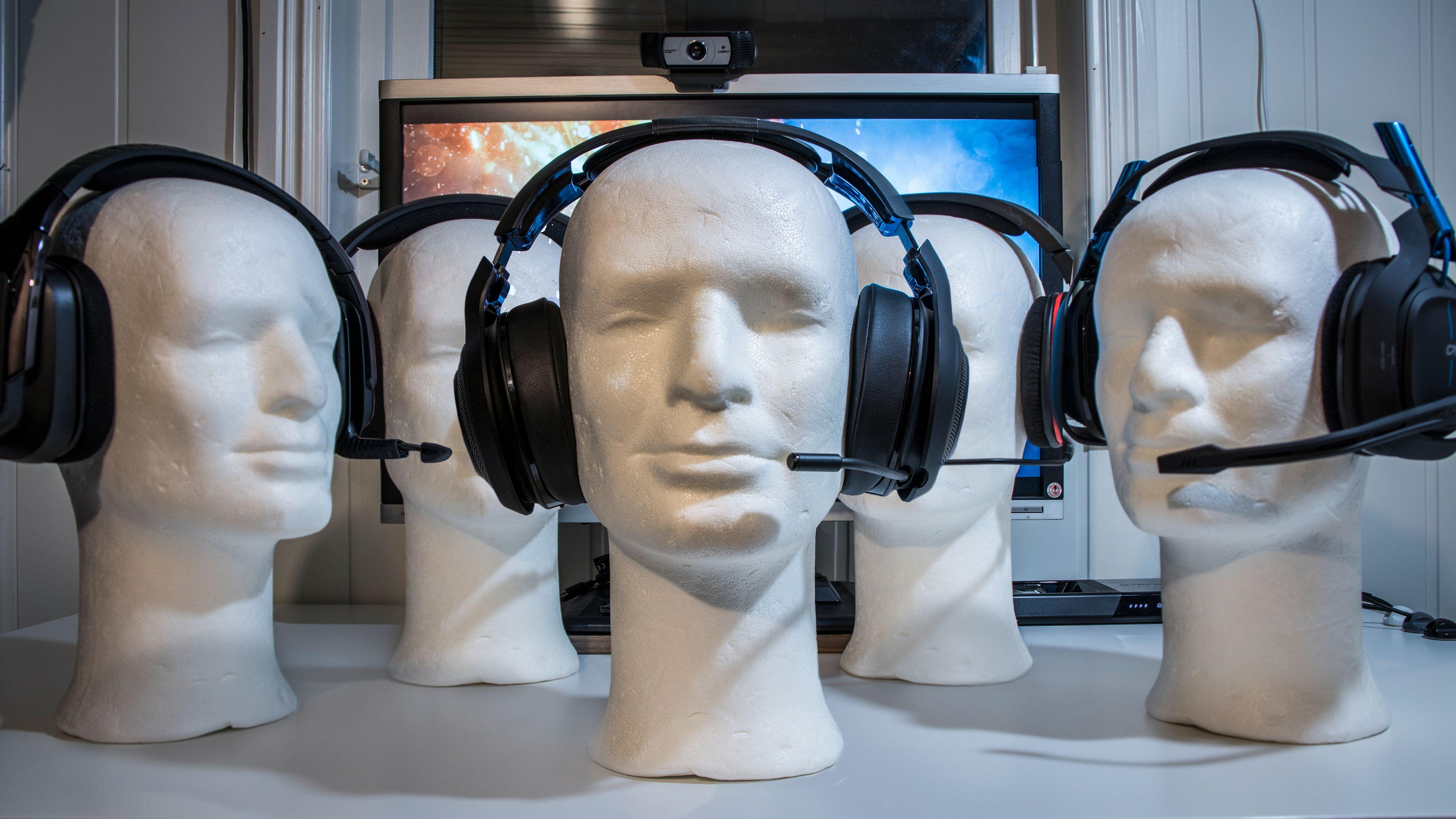 De beste hodetelefonene for gaming