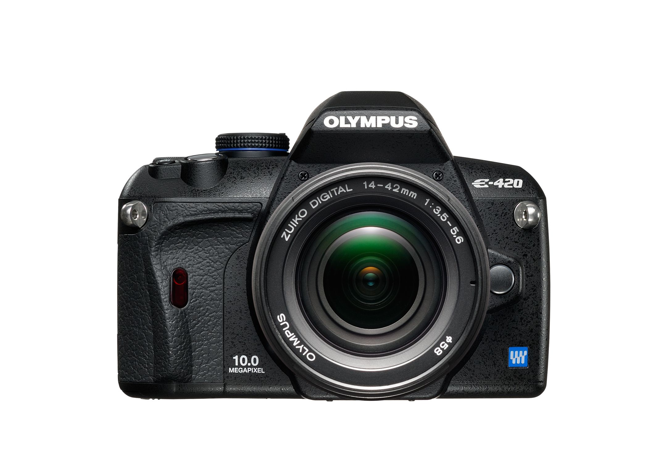 Olympus E-420 med 14-42 mm