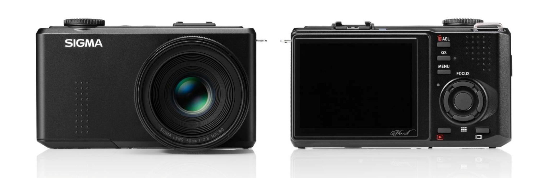 Sigma ruller ut nytt kamera