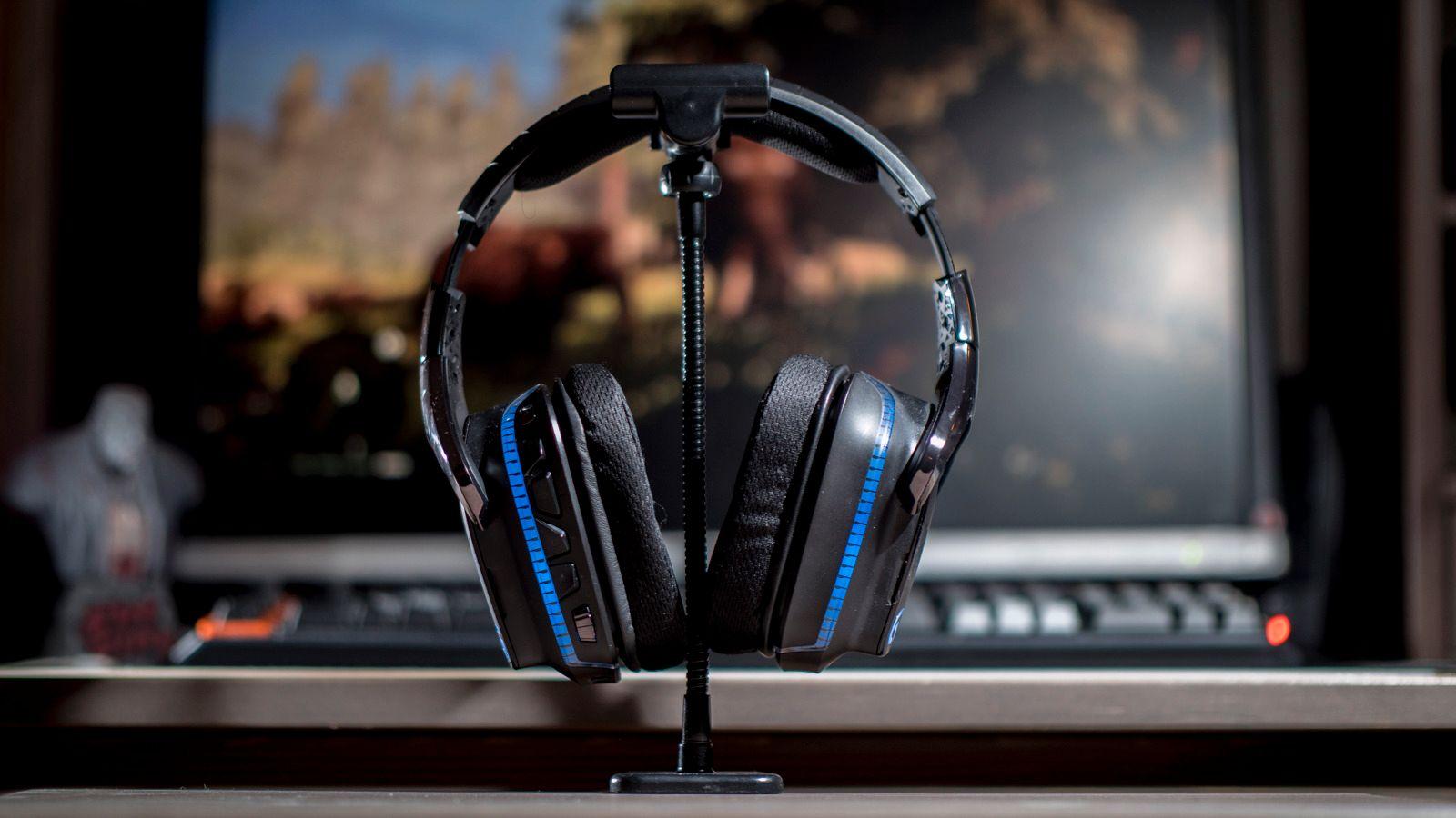 Test av Logitech Wireless Gaming Headset G930 – VG