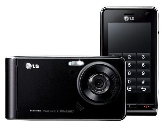 Denne telefonen kan ta opp video med 120 bilder i sekundet.