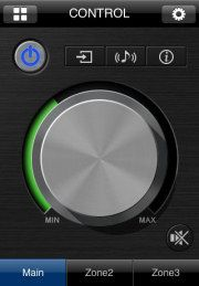 Pioneers IcontrolAVR-applikasjon
