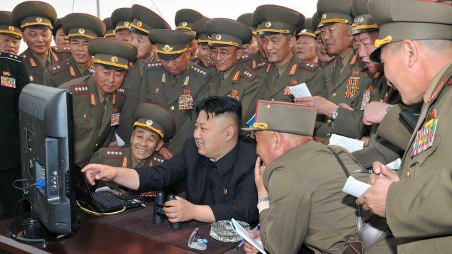 Hæ, har Nord-Korea et eget Internett?