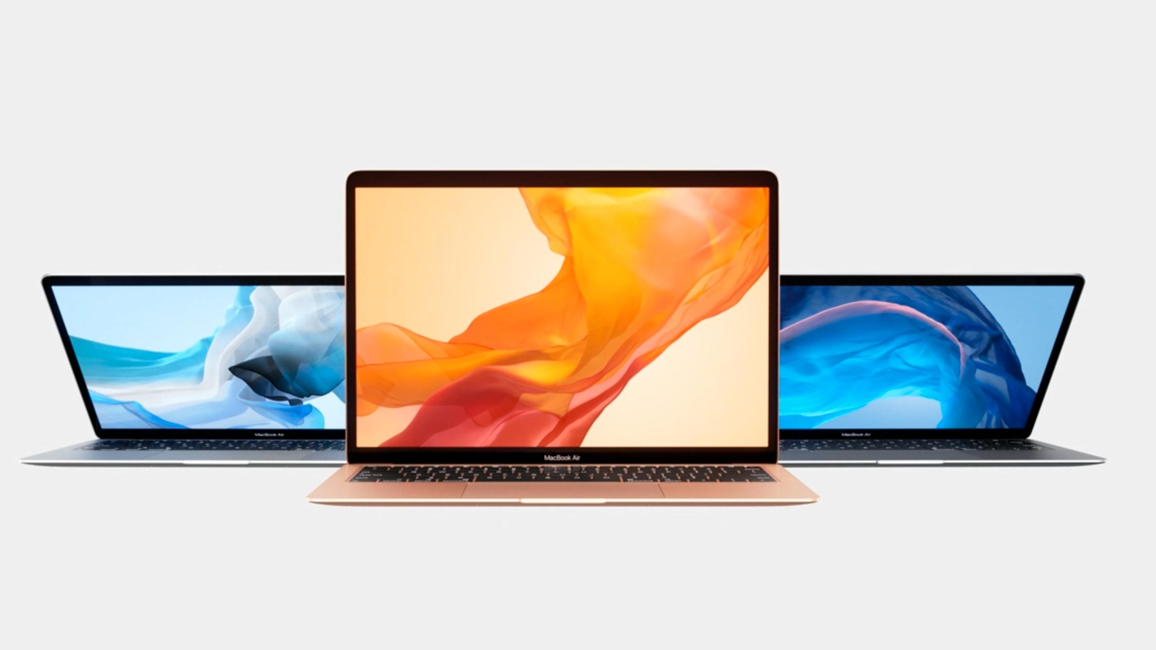 Apple viste frem helt ny MacBook Air