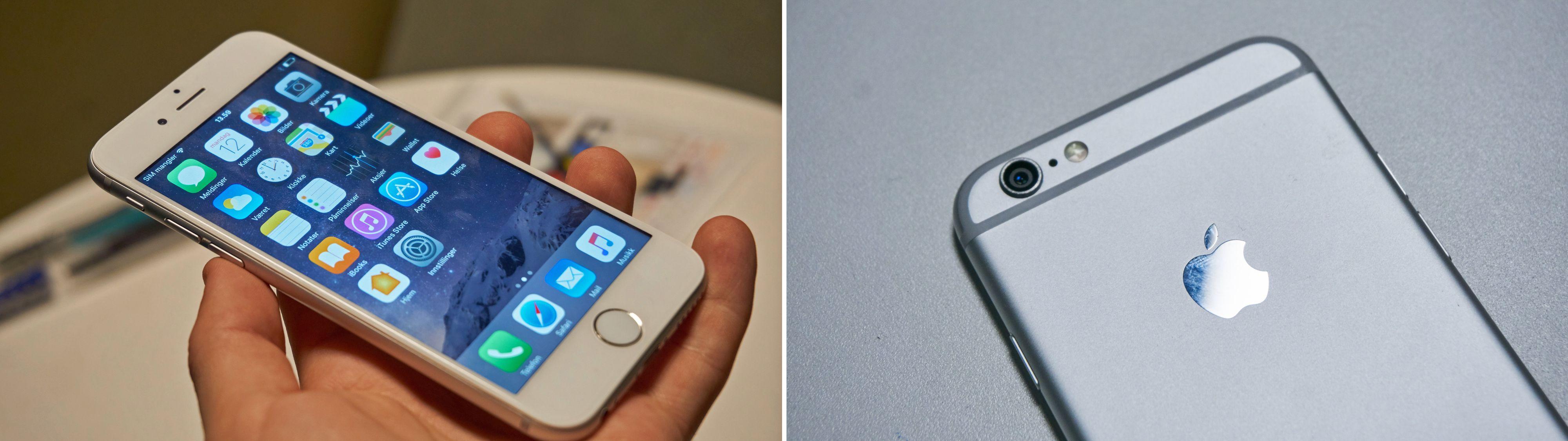 Denne iPhone 6-en har vært testkanin i mang en reparasjonsguide her på huset – og er stadig klar for nye eventyr!