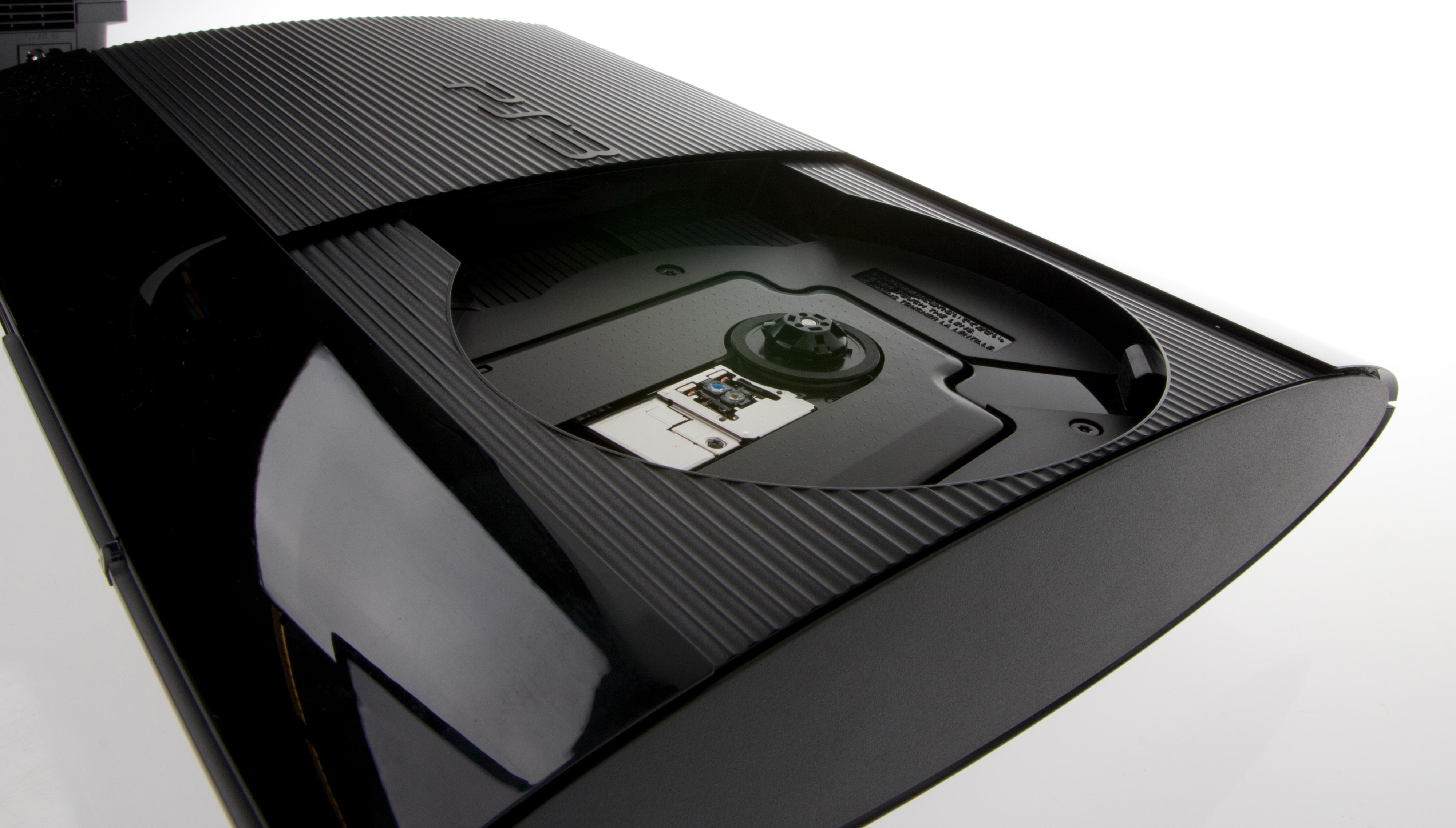 PlayStation 3 Slim fra 2012.