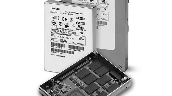 Hitachi hiver seg på SSD-bølgen