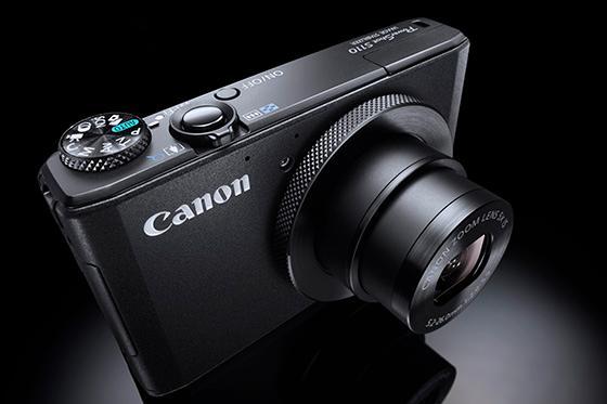 Canon Powershot S110. Foto: Canon.