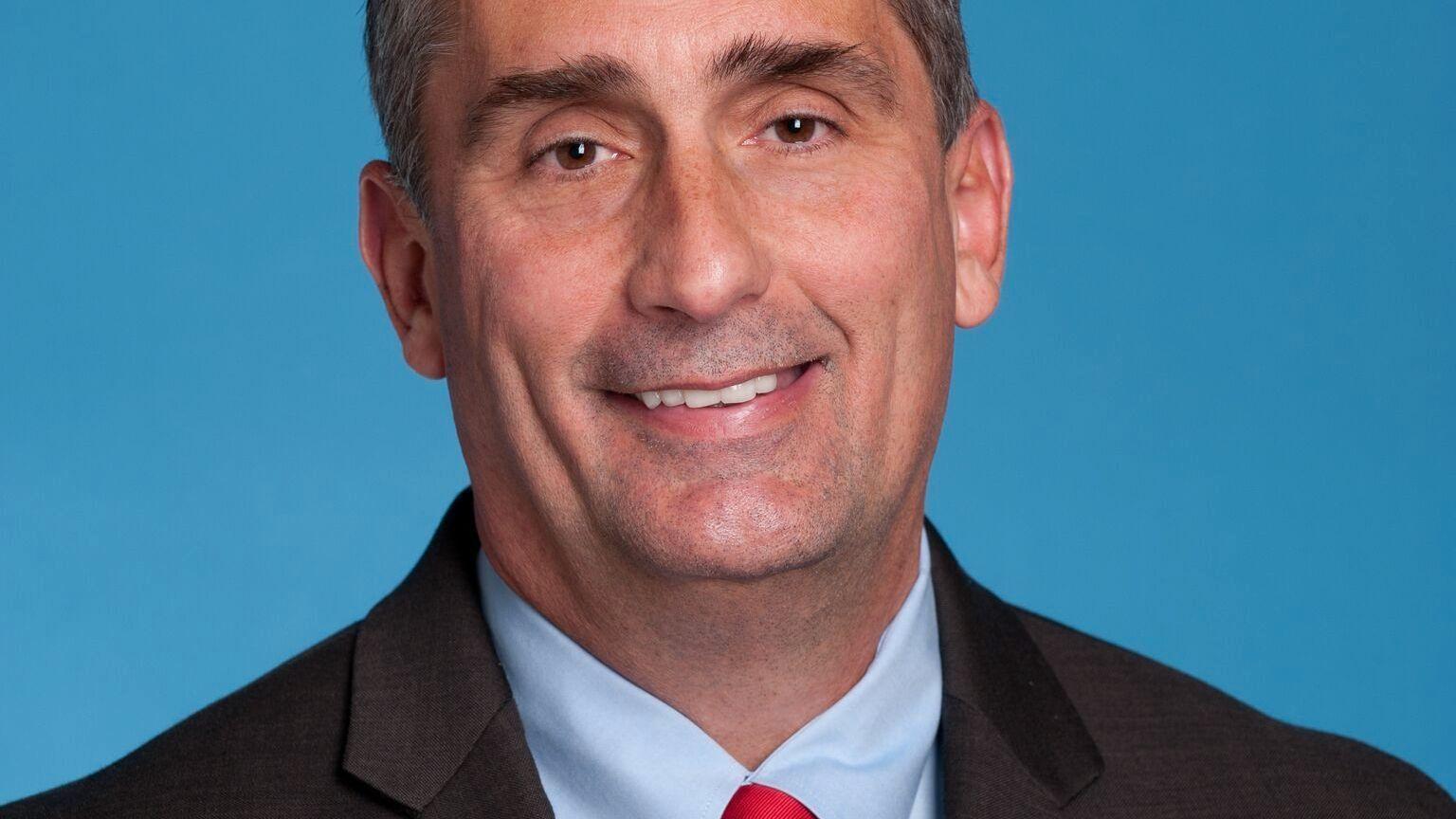 Intel-sjefen går av etter å ha hatt et forhold til en ansatt