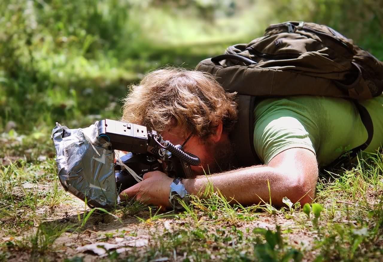 Thomas Shahan i full vigør. Foto: Sam Martin