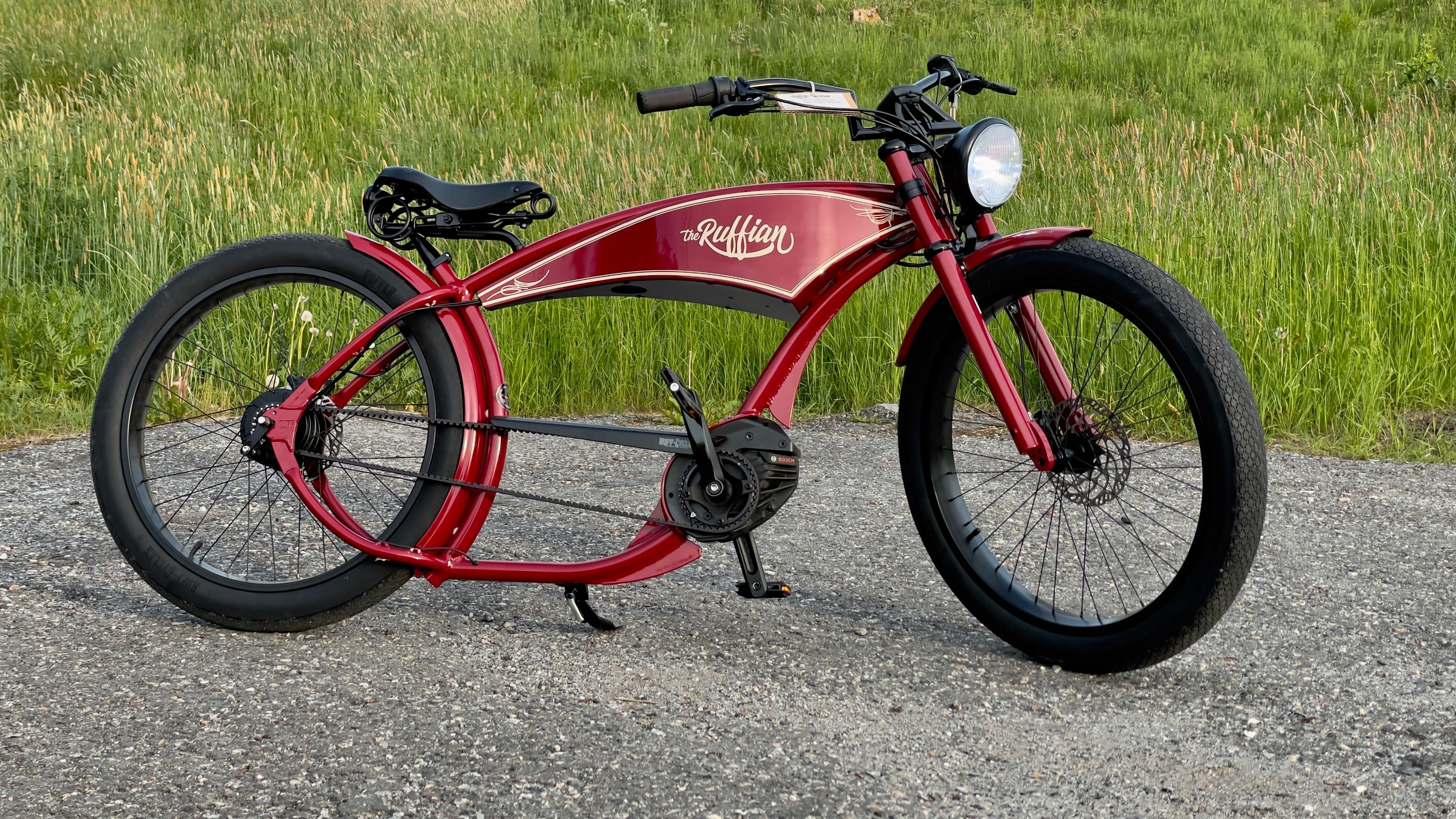 Denne sykkelen har nesten alt