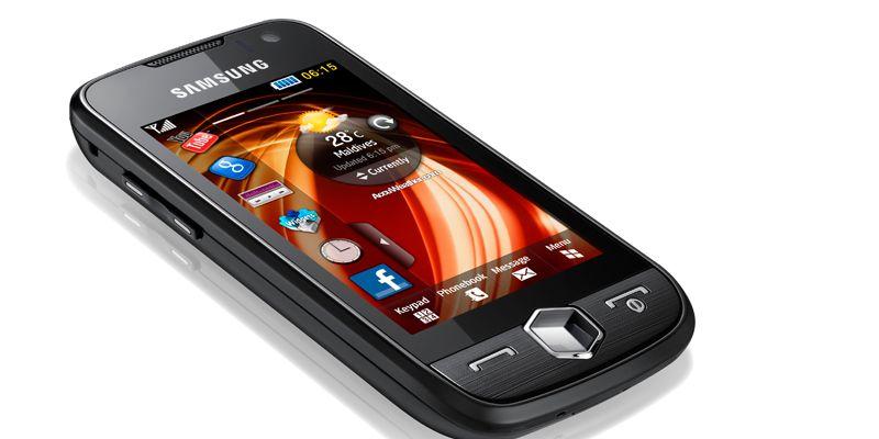 Test: Samsung S8000 Jét