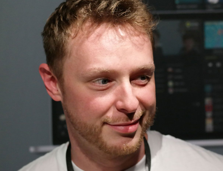 Owen Parry er forretningsutvikler i Spotify. Han lover at spillelistene i fremtiden vil bli mer sosiale. Foto: Espen Irwing Swang, Tek.no
