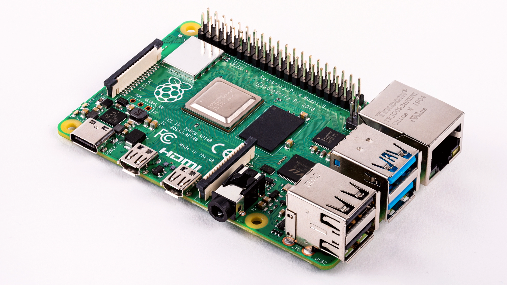Raspberry Pi innrømmer feil på USB-C