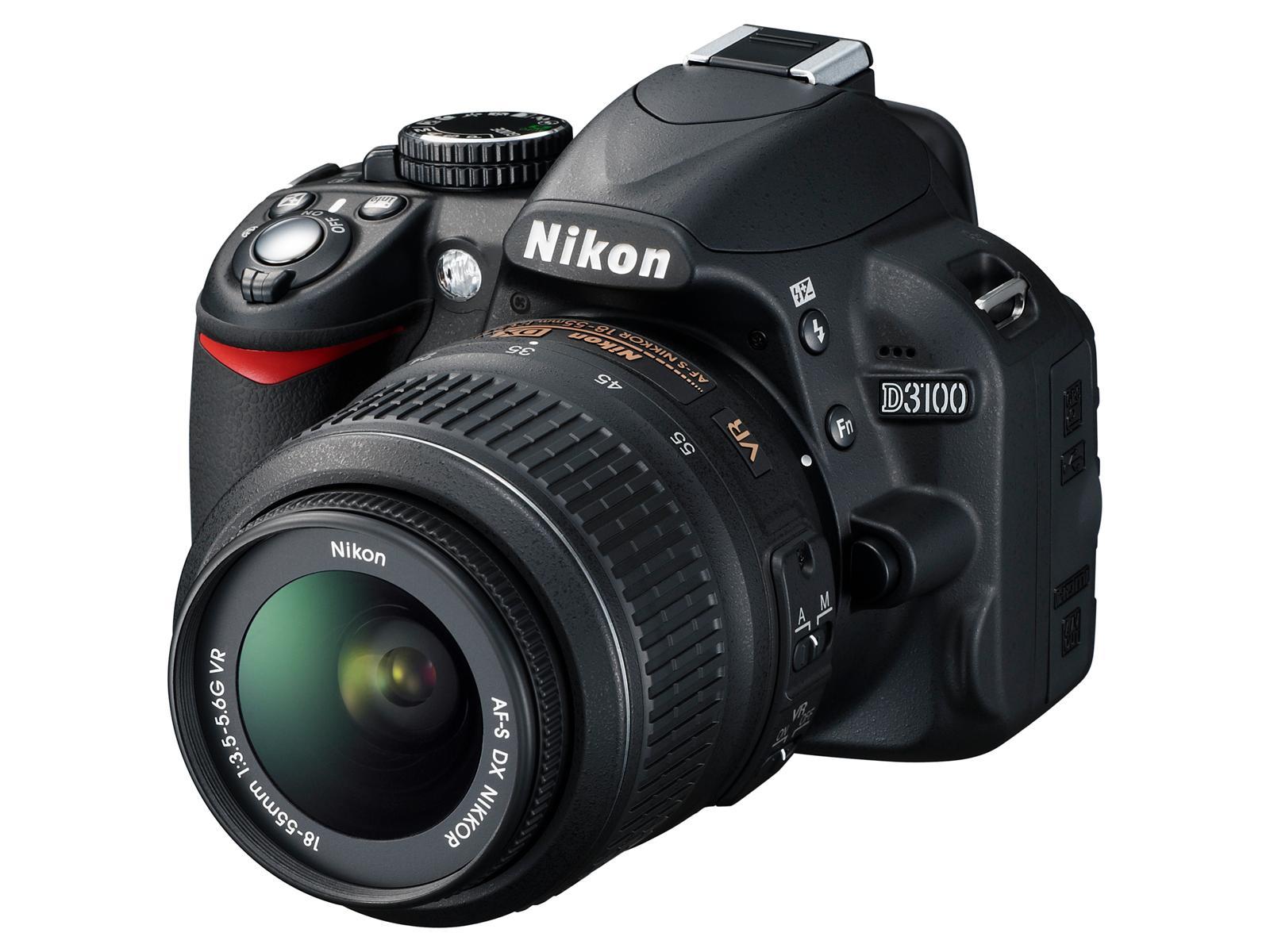 Nikon D3100 er relativt nytt og koster mindre enn mange entusiastkompakter.