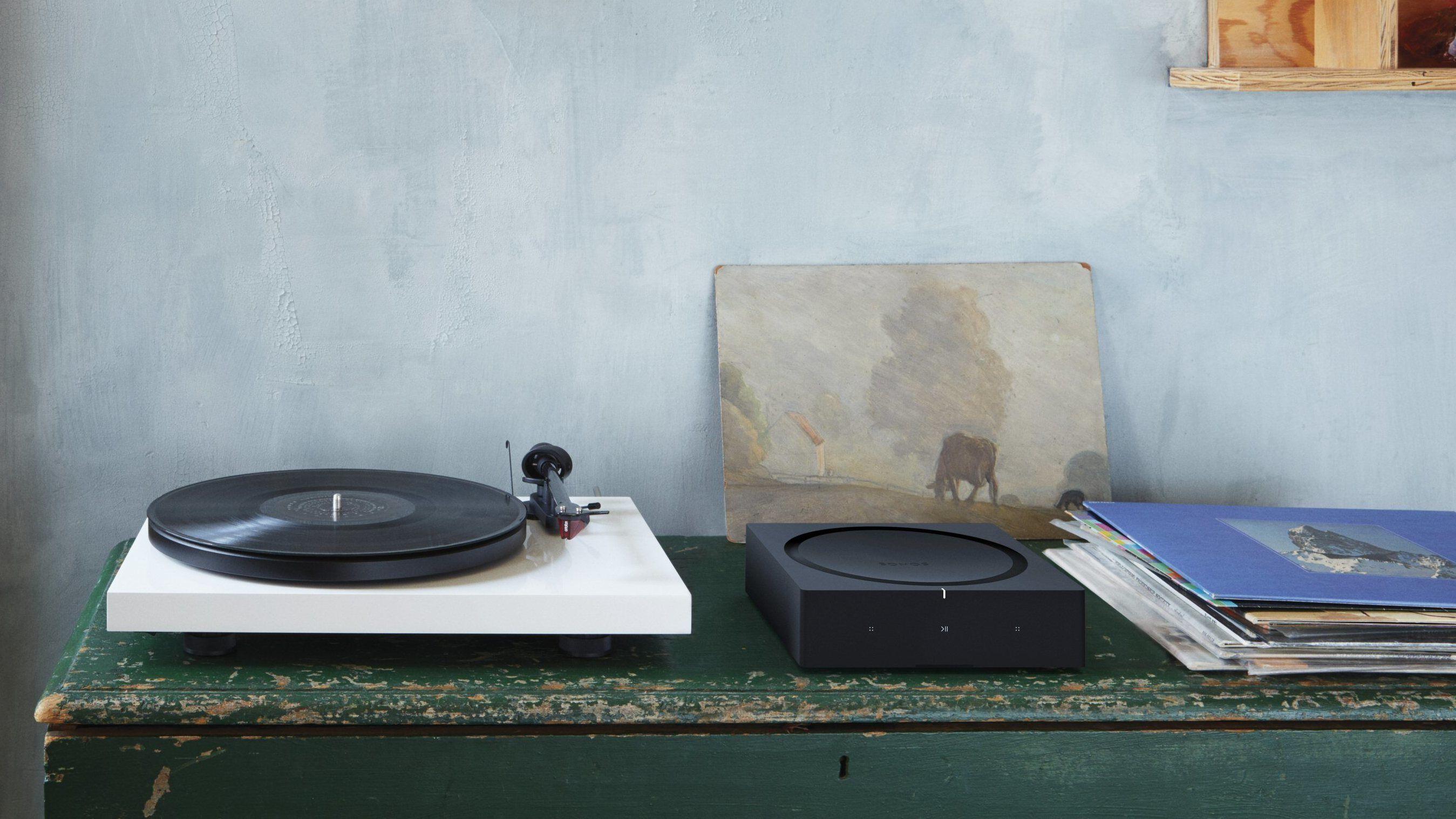 Nå slippes Sonos' nye forsterker