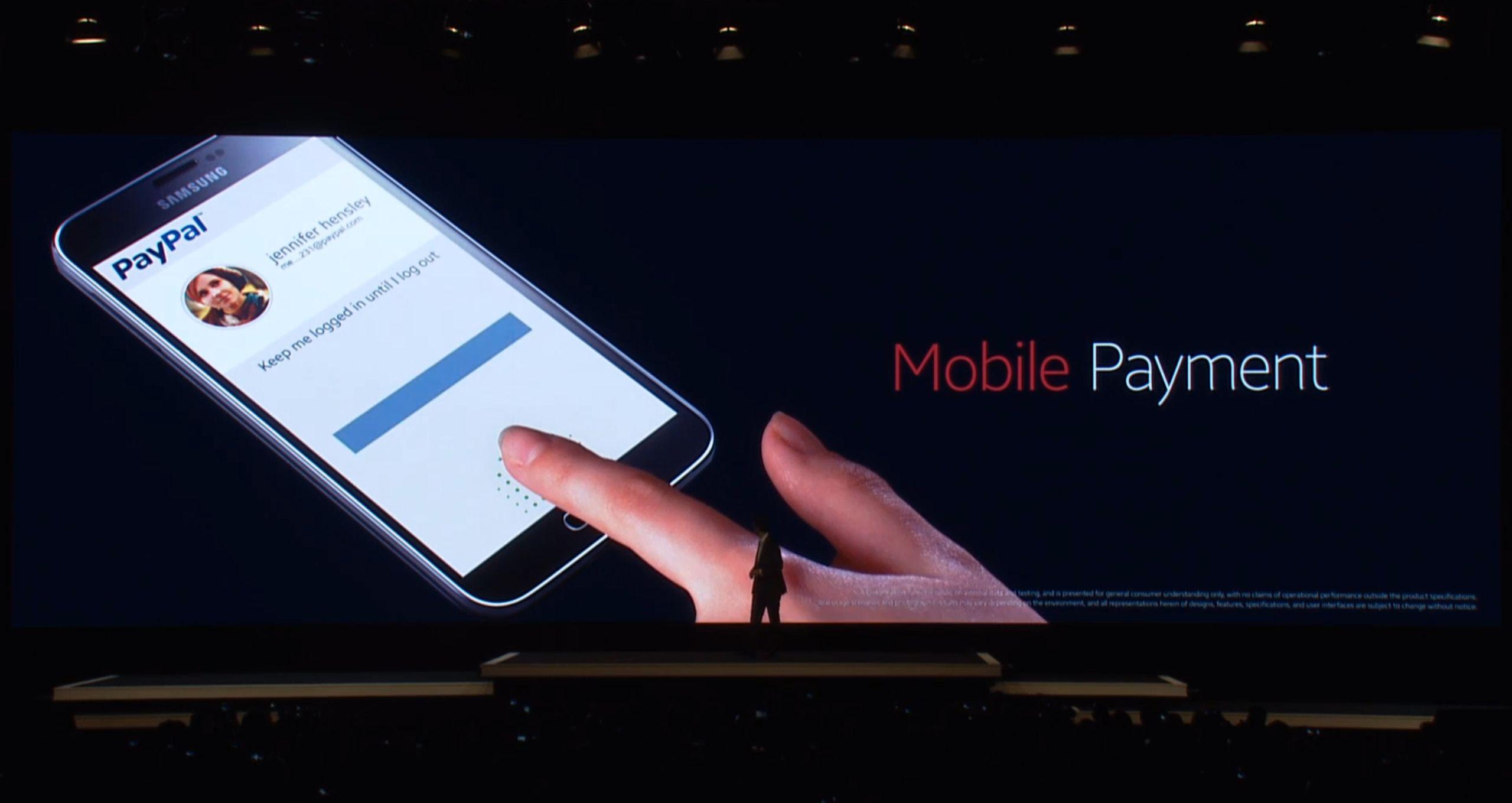 Fingeravtrykksleseren på Galaxy S5 låser opp mer enn bare telefonen.