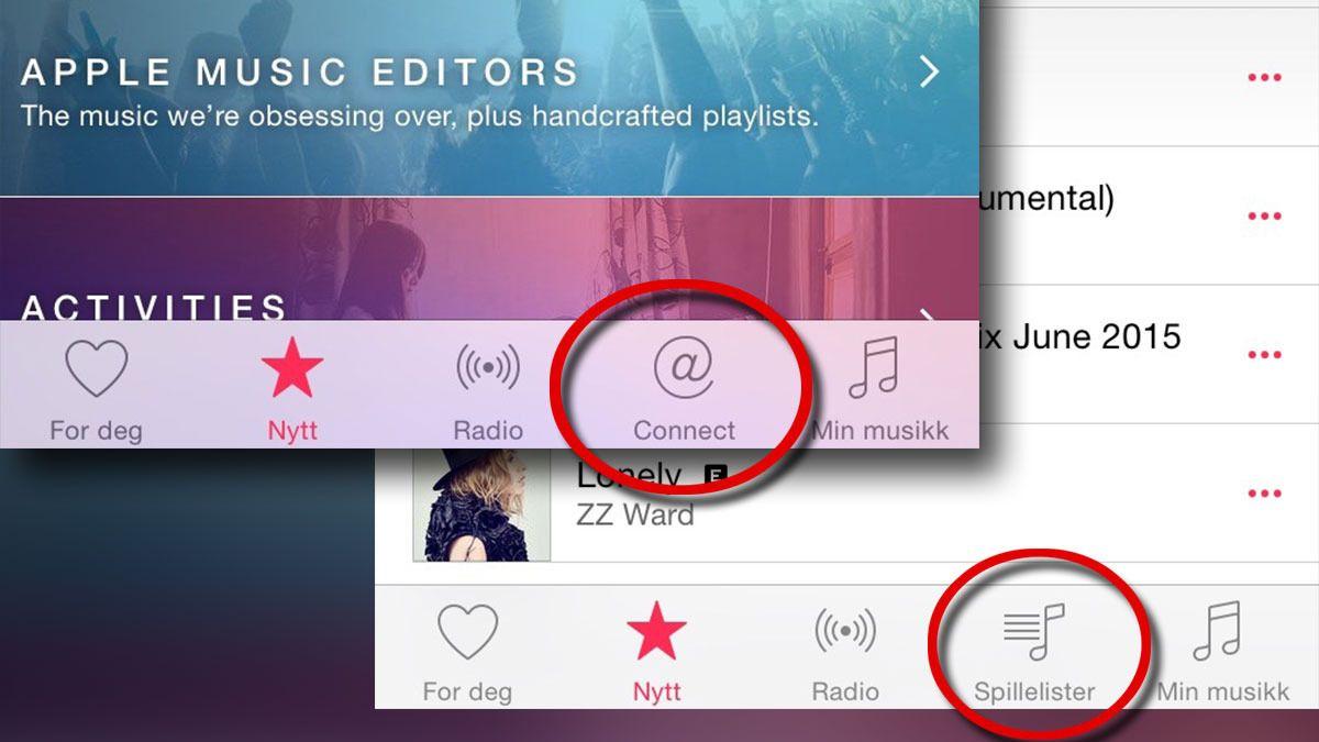 Slik blir du kvitt den ubrukelige «Connect»-knappen