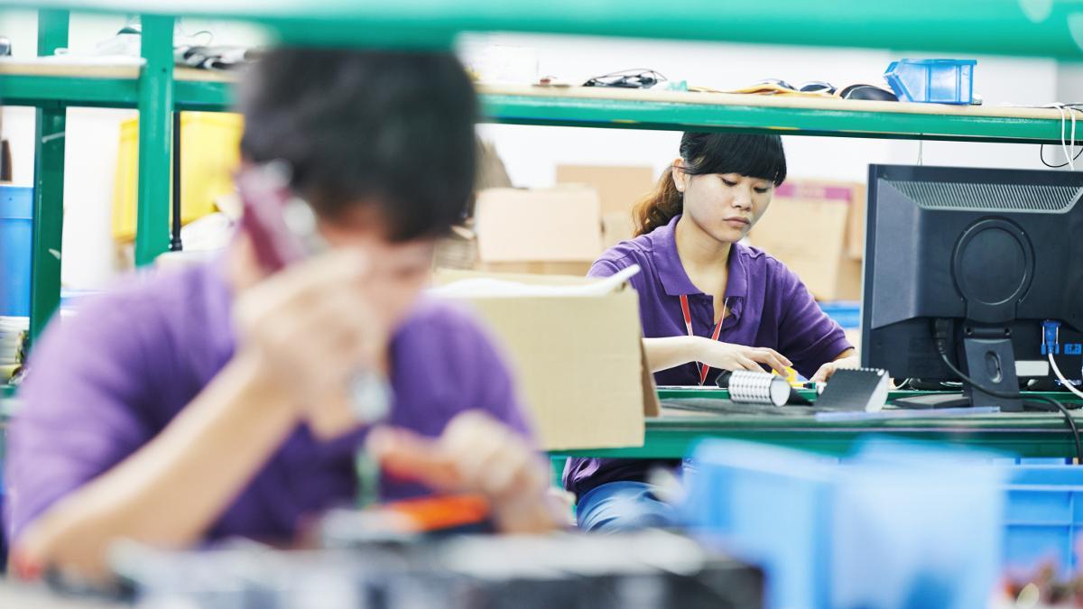 Apple forbyr to skadelige kjemikalier i sine fabrikker