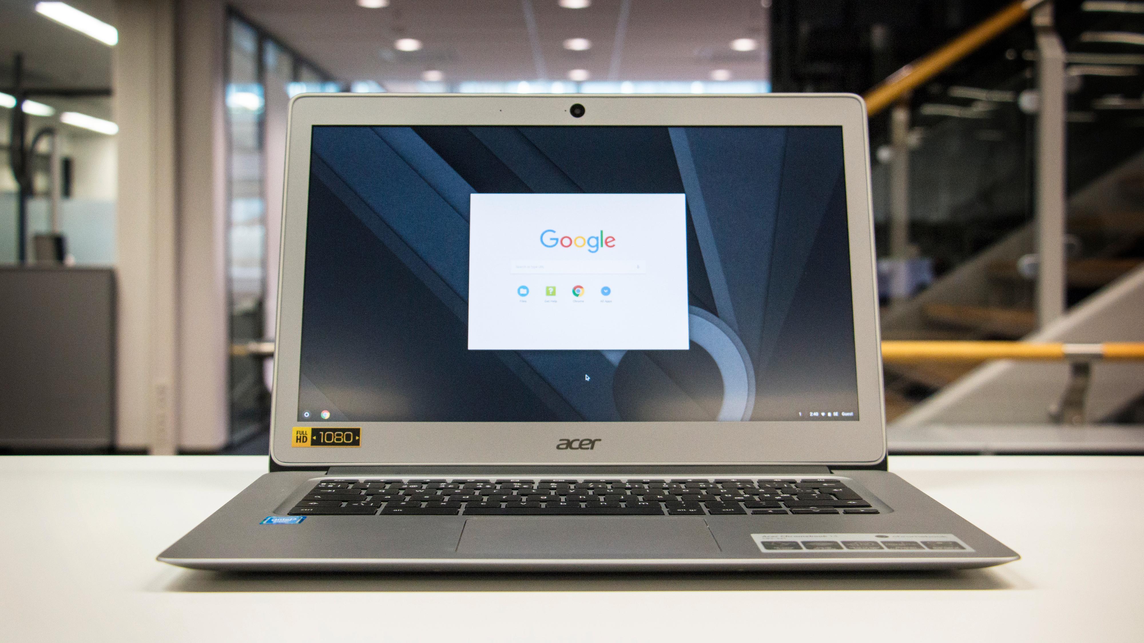 Mange skoler bruker Googles Chromebook-maskiner. Datatilsynet er skeptiske.