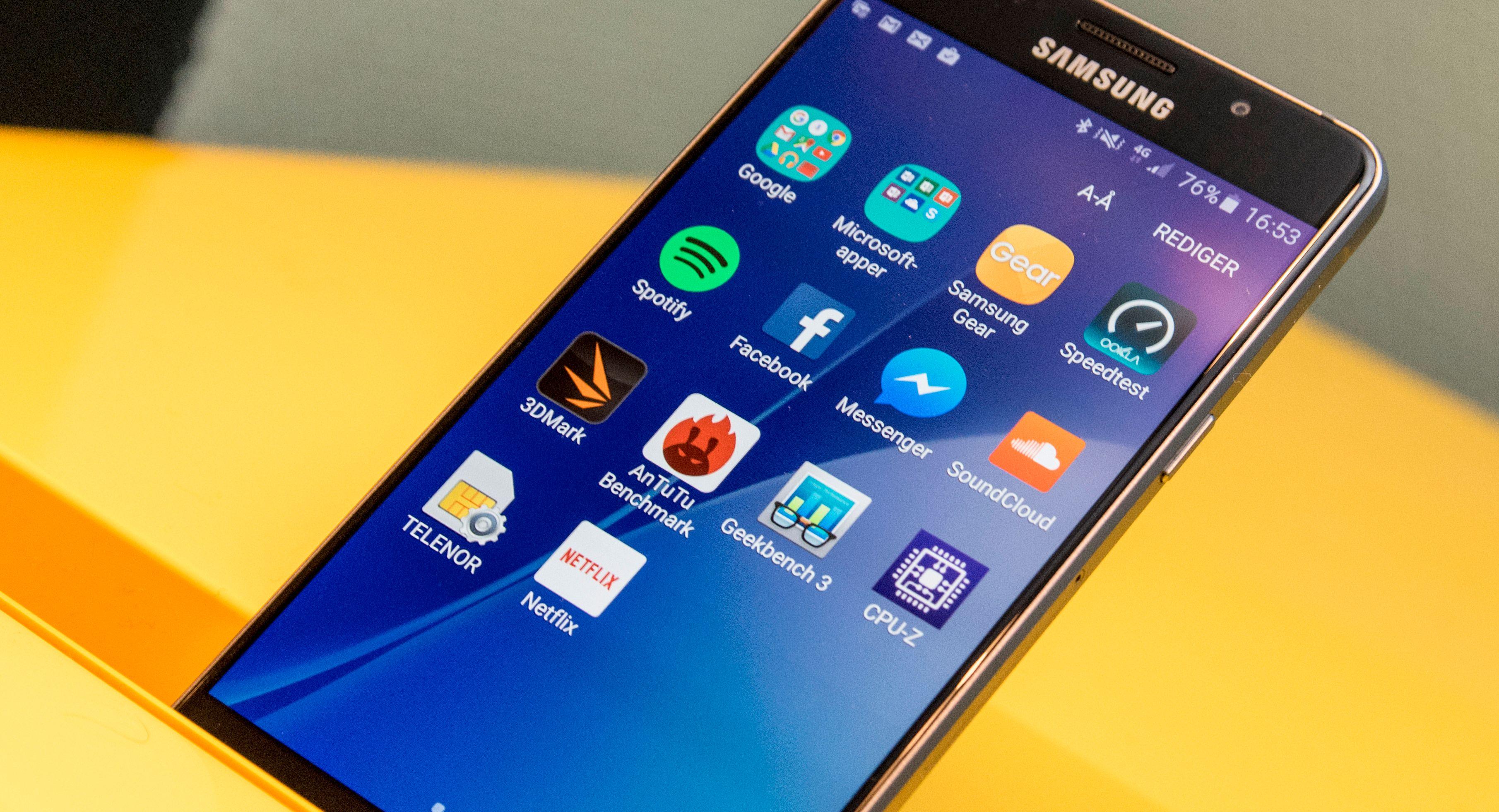 Galaxy A5 er en tvers gjennom hyggelig telefon, men hvorfor en ny modell med så gammel Android?
