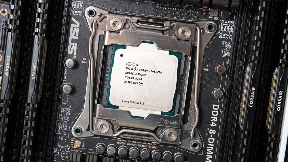 Intel Core i7 5820K