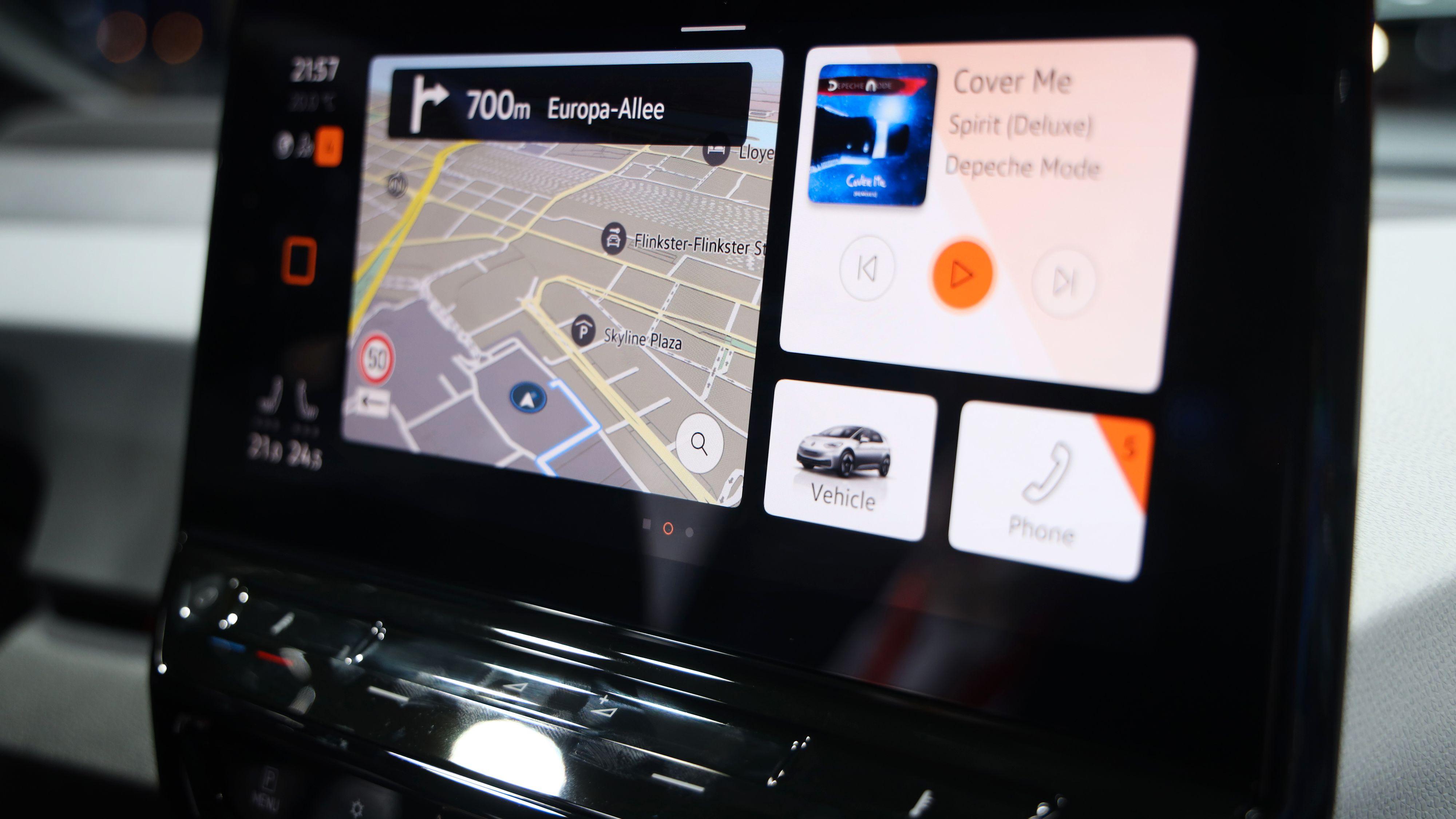 App-tilkoblingen i ID.3 vil ikke fungere ved levering for dem som velger å ta imot bil i september.