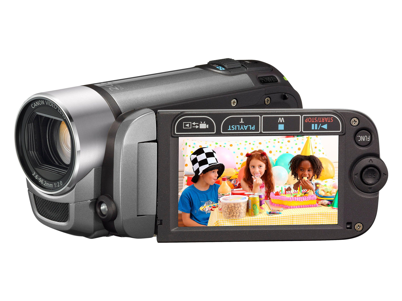 Legria FS37 - Et lite og enkelt videokamera.