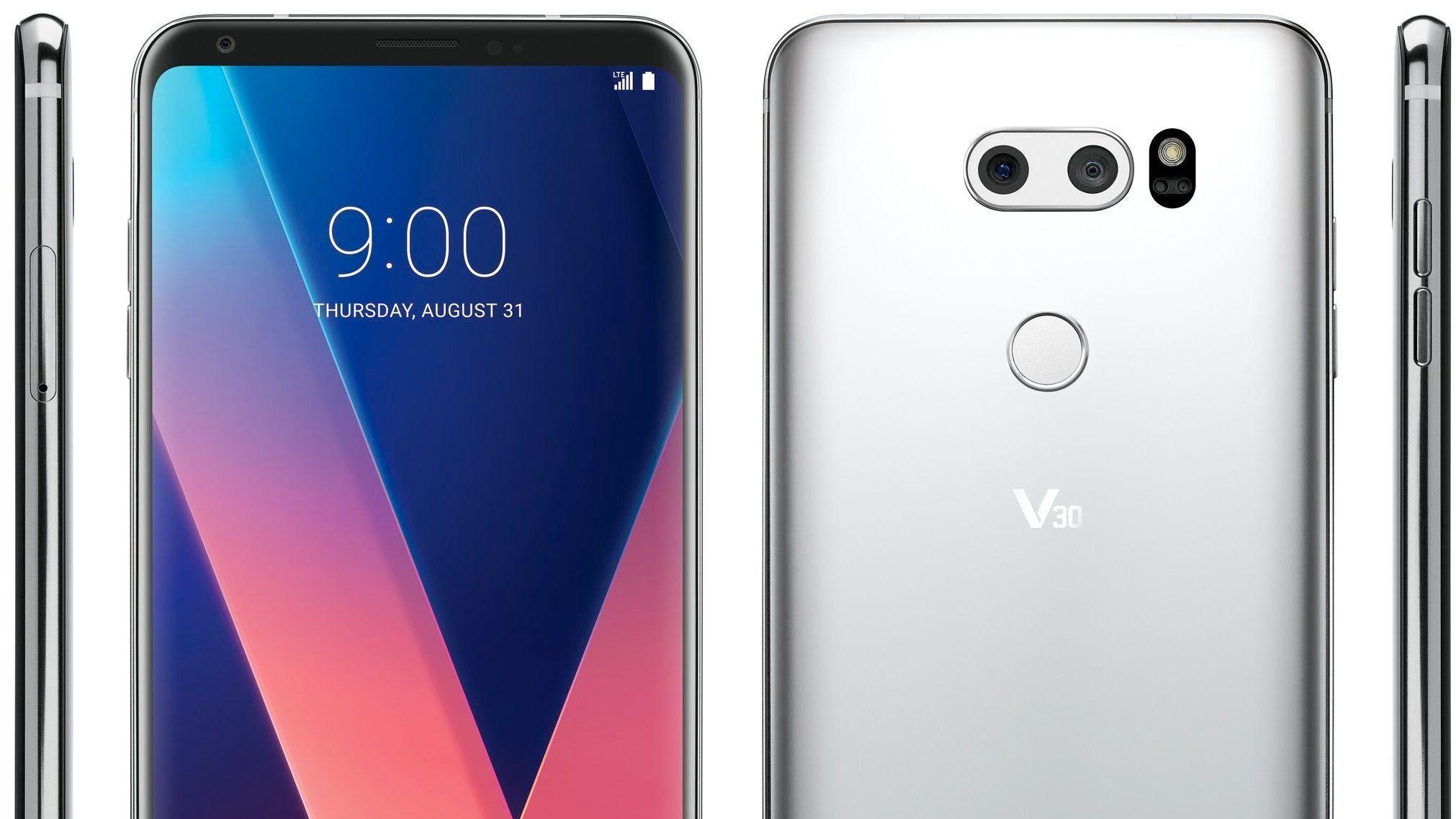 Slik blir LG V30s unike lydløsning