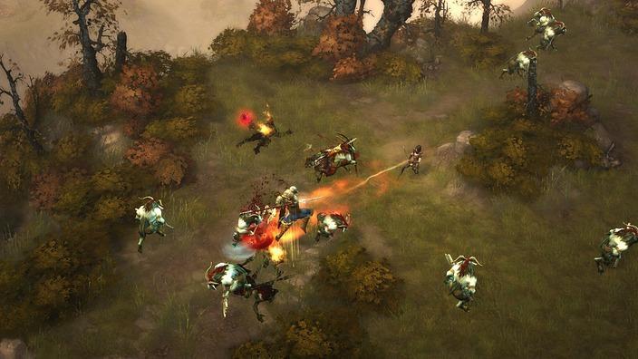 Diablo 3 ble blant annet beskyldt for å ha en for tegneserieaktig og lys stil.
