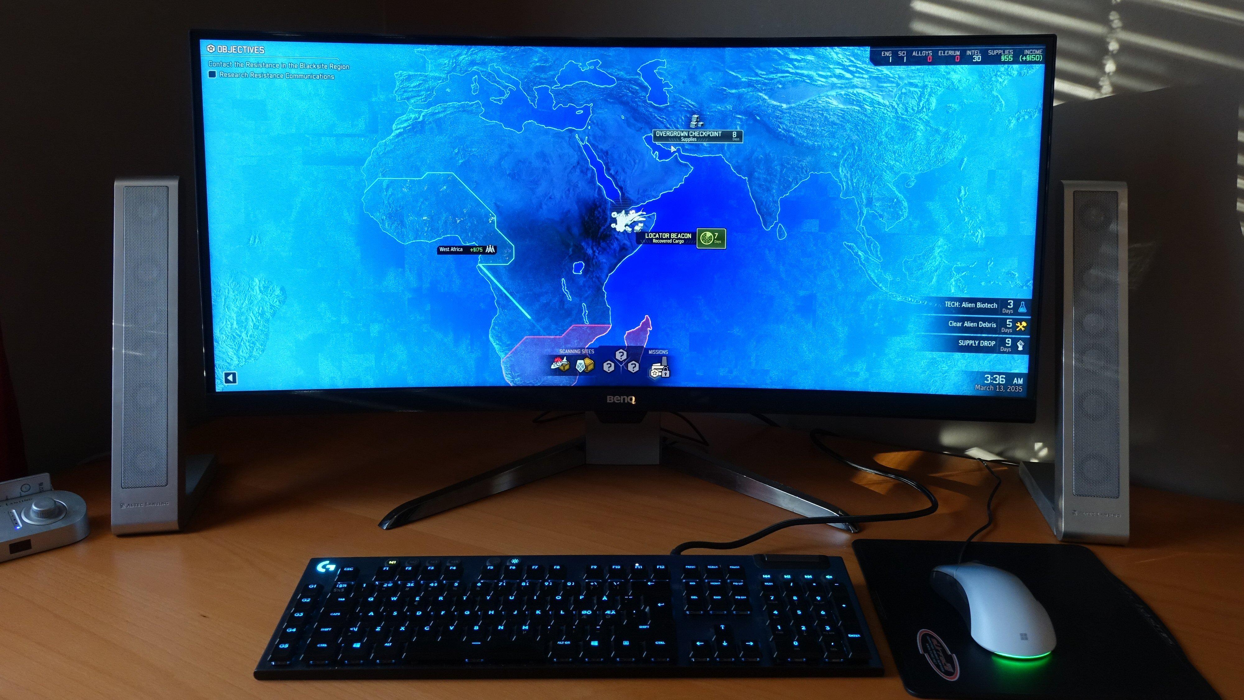 På tide å oppgradere gamingrommet hjemme