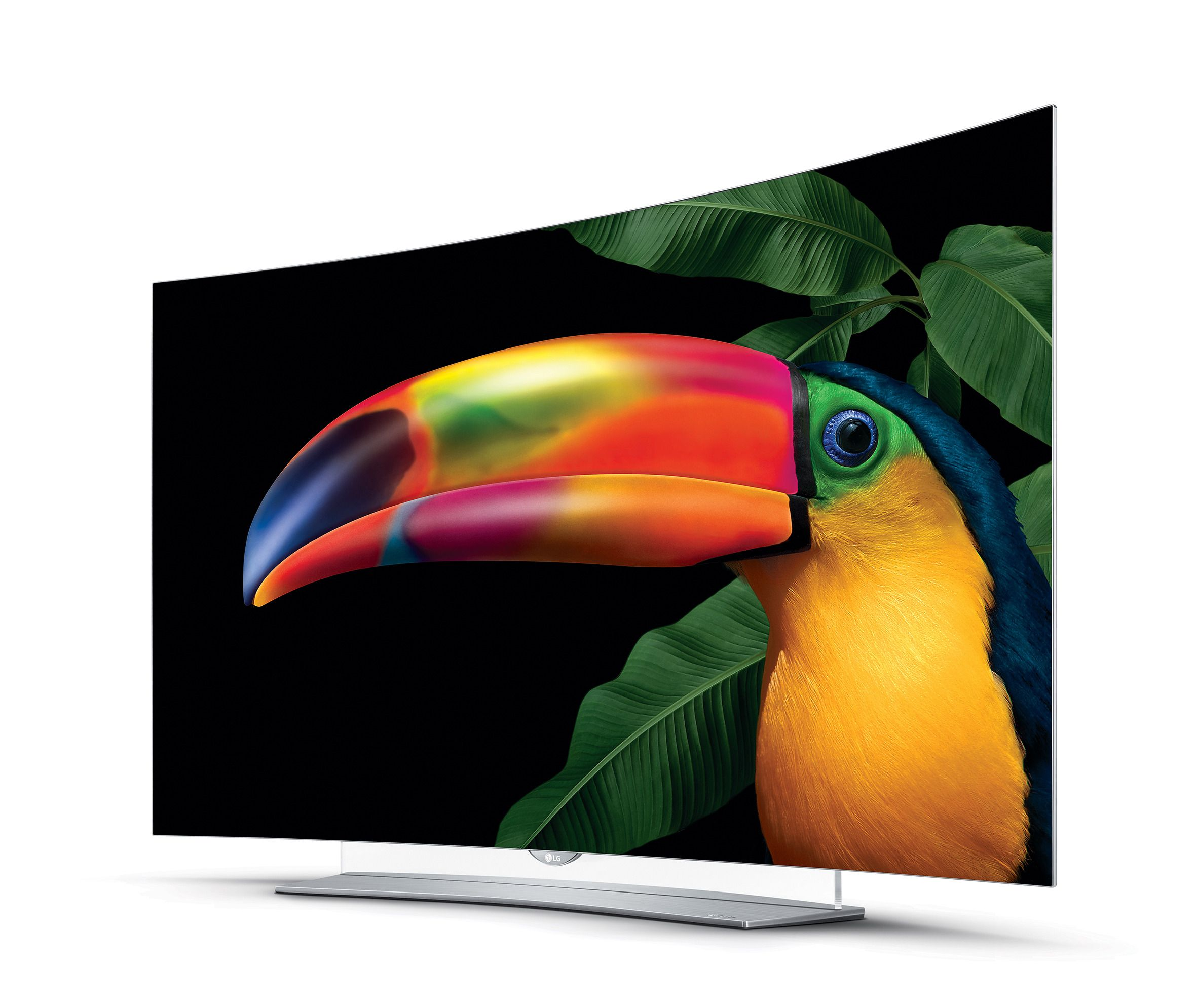 OLED: LG har omsider fått fart på OLED-produksjonen og kan vise til en uvanlig fargerik tv med et uslåelig sortnivå.
