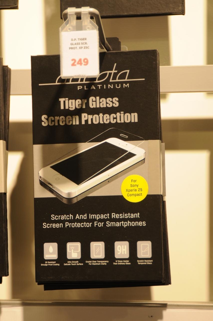 Tigerglass er ett av flere produkter som gjør skjermen på smarttelefonen mer motstandsdyktig. Verd å vurdere dersom mobilen din er skrøpelig, og du ikke er det.