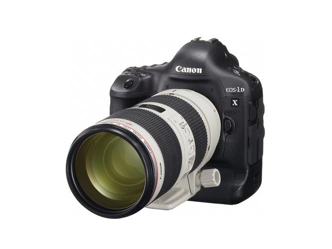Canon 1D X var det mest populære kameraet blant World Press Photo-fotografene.Foto: Canon