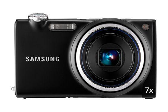 Samsung ST5500. ST5000 blir en liknende, men litt enklere versjon.