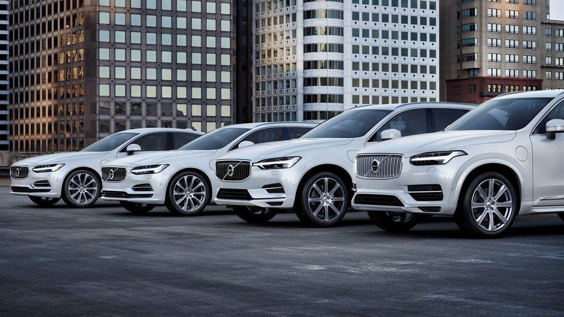 Volvo skal snart gjøre alle bilene sine elektriske