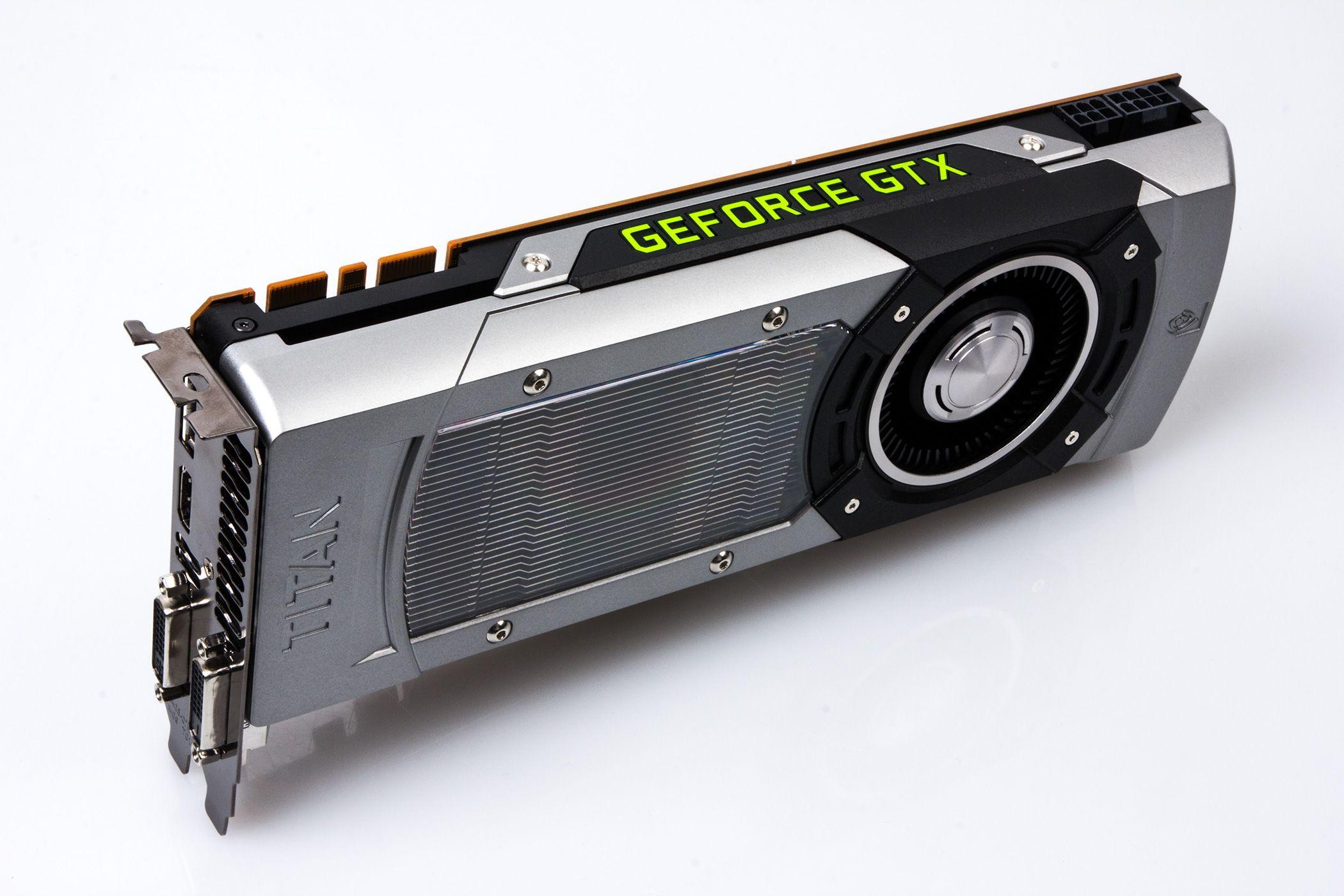Nvidia GeForce GTX Titan.Foto: Varg Aamo, hardware.no